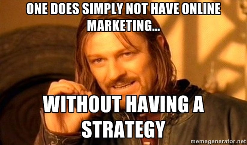 You Can't Have A Strategy Without A Strategy Saying