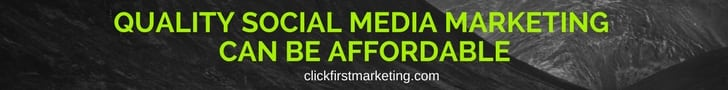 Quality Social Media Marketing Can Be Affordable
