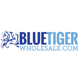 Blue Tiger Logo Design