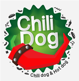 Chili Dog Restaurant Logo