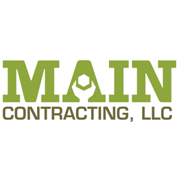 Main Contracting Logo Design