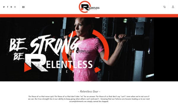 Marketing for fitness apparel